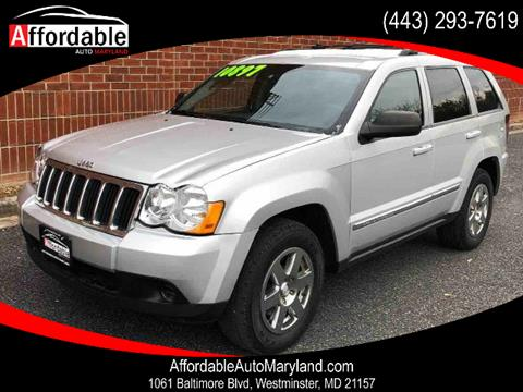 2010 Jeep Grand Cherokee for sale in Westminster, MD