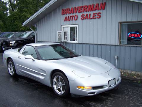 2003 Chevrolet Corvette for sale in Waterloo, NY