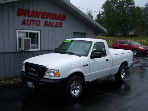 2011 Ford Ranger for sale in Waterloo, NY