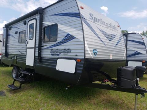 2018 Keystone Summerland for sale in Dublin, GA