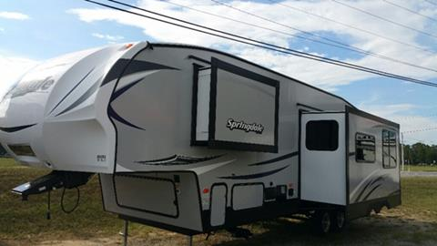 2017 Keystone Springdale for sale in Dublin, GA