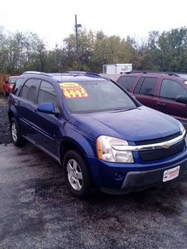 2006 Chevrolet Equinox for sale in Crown Point, IN