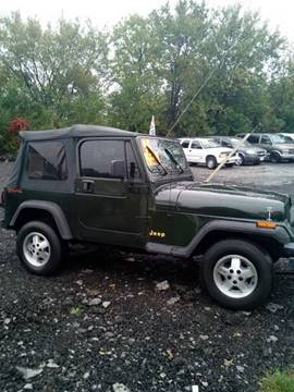 1995 Jeep Wrangler for sale in Crown Point, IN