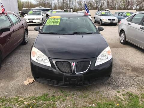 2006 Pontiac G6 for sale in Crown Point, IN