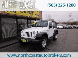2014 Jeep Wrangler for sale in Rochester, NY