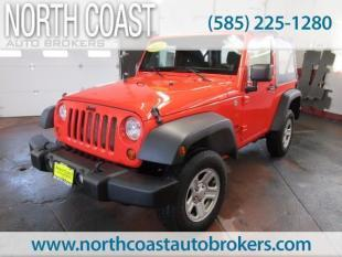 2013 Jeep Wrangler for sale in Rochester, NY