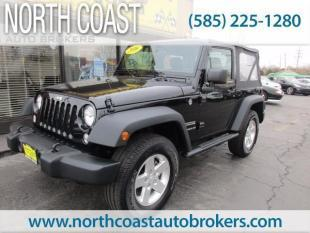 2016 Jeep Wrangler for sale in Rochester, NY