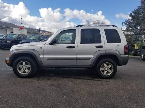 2006 Jeep Liberty for sale in Pocatello, ID