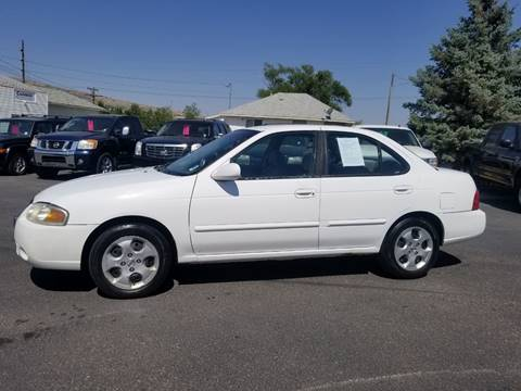 2005 Nissan Sentra for sale at BRAMBILA MOTORS in Pocatello ID