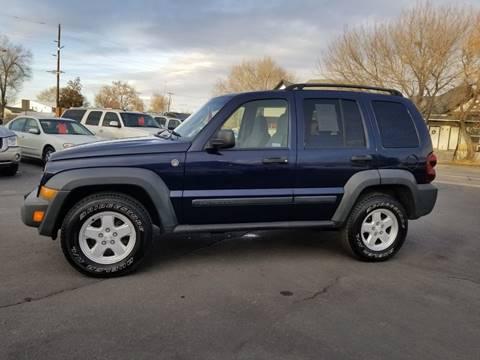 2006 Jeep Liberty for sale in Pocatello, ID