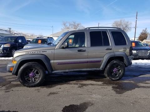 2006 Jeep Liberty for sale at BRAMBILA MOTORS in Pocatello ID