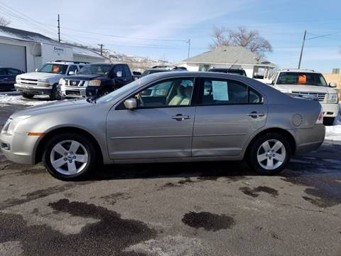 2008 Ford Fusion for sale at BRAMBILA MOTORS in Pocatello ID