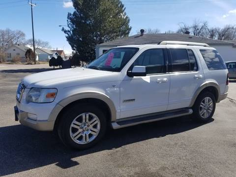 2007 Ford Explorer for sale at BRAMBILA MOTORS in Pocatello ID
