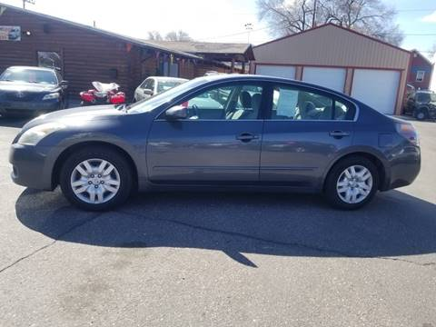 2009 Nissan Altima for sale at BRAMBILA MOTORS in Pocatello ID
