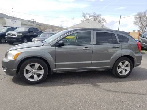 2011 Dodge Caliber for sale at BRAMBILA MOTORS in Pocatello ID