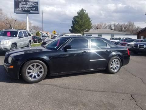 2007 Chrysler 300 for sale at BRAMBILA MOTORS in Pocatello ID