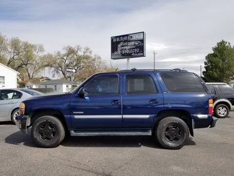 2001 GMC Yukon for sale in Pocatello, ID