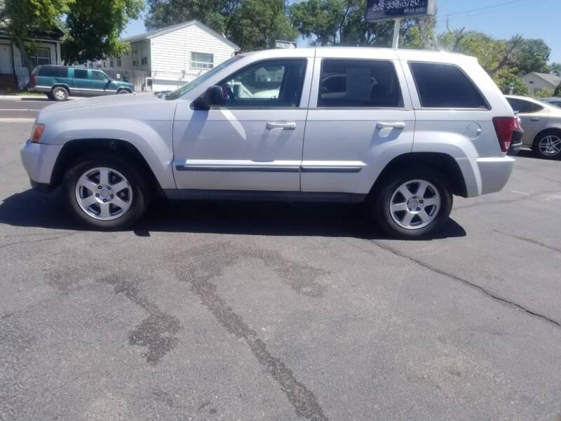 2008 Jeep Grand Cherokee for sale at BRAMBILA MOTORS in Pocatello ID