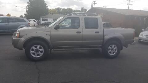 2003 Nissan Frontier for sale at BRAMBILA MOTORS in Pocatello ID