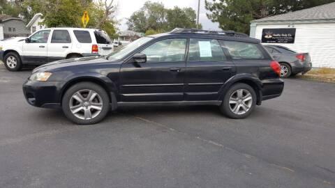 2005 Subaru Outback for sale at BRAMBILA MOTORS in Pocatello ID
