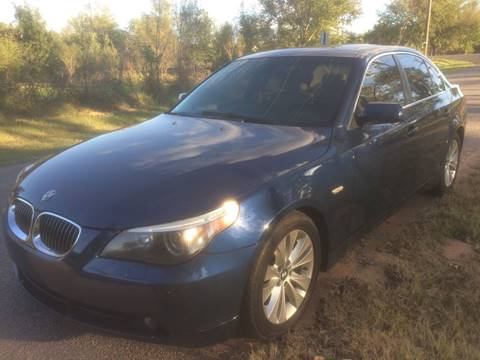 2007 BMW 5 Series for sale in Jones, OK