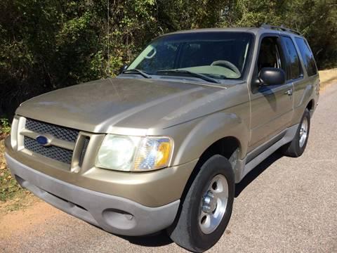 2003 Ford Explorer Sport for sale in Jones, OK