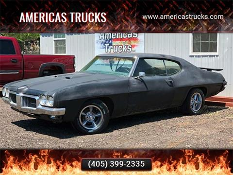 1970 Pontiac Le Mans for sale in Jones, OK