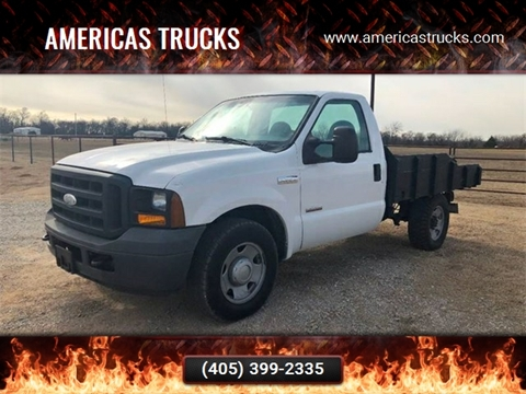 2006 Ford F-250 Super Duty for sale in Jones, OK