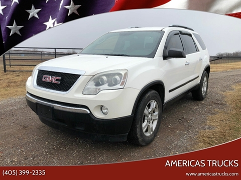 2009 GMC Acadia for sale in Oklahoma City, OK
