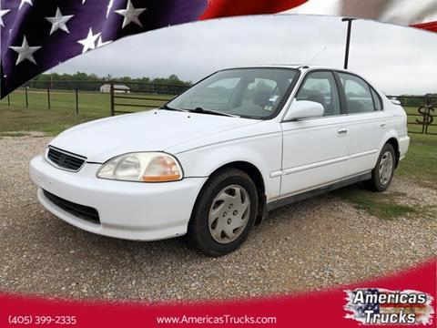 1997 Honda Civic for sale in Oklahoma City, OK