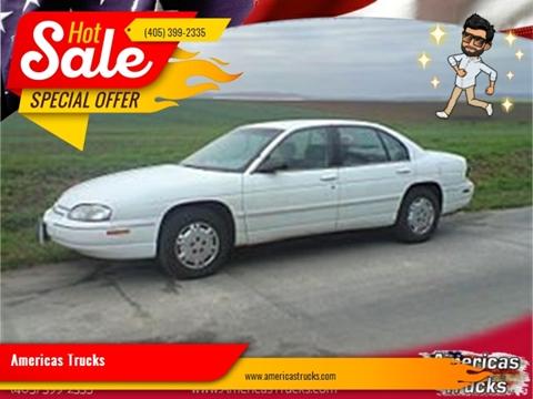 2001 Chevrolet Lumina for sale in Jones, OK