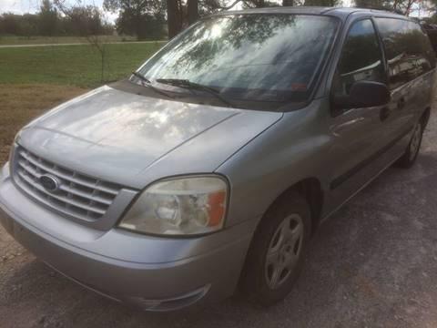 2007 Ford Freestar for sale in Jones, OK