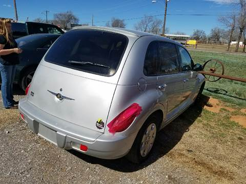 2006 Chrysler PT Cruiser for sale in Jones, OK