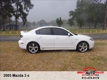 2005 Mazda MAZDA3 for sale in Plant City, FL