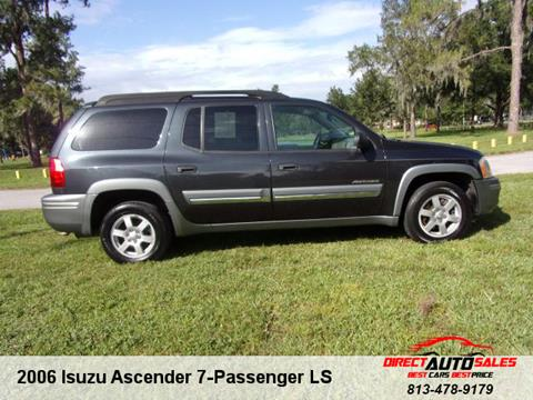 2006 Isuzu Ascender for sale in Plant City, FL