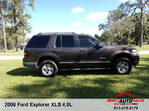 2006 Ford Explorer for sale in Plant City, FL