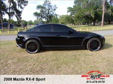 2008 Mazda RX-8 for sale in Plant City, FL