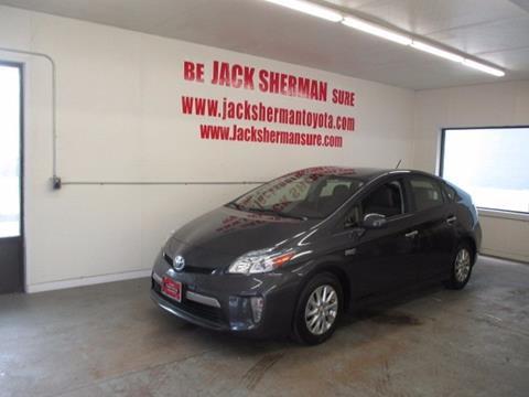 2014 Toyota Prius Plug-in Hybrid for sale in Binghamton NY