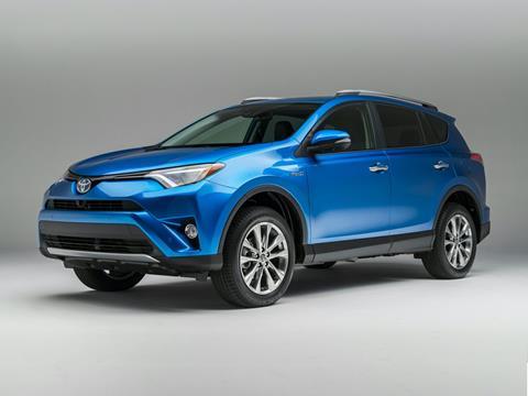 2017 Toyota RAV4 Hybrid for sale in Binghamton NY