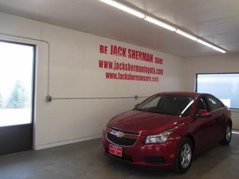2014 Chevrolet Cruze for sale in Binghamton NY
