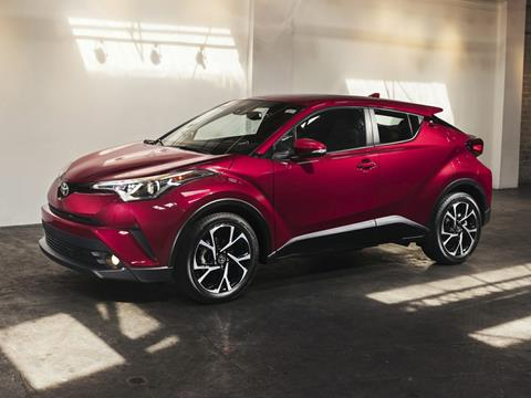 2018 Toyota C-HR for sale in Binghamton NY