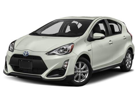 2018 Toyota Prius c for sale in Binghamton NY
