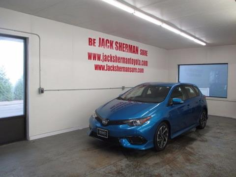2016 Scion iM for sale in Binghamton NY