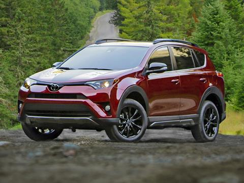 2018 Toyota RAV4 for sale in Binghamton NY