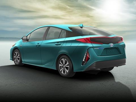 2017 Toyota Prius Prime for sale in Binghamton NY