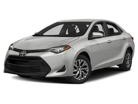 2018 Toyota Corolla for sale in Binghamton NY