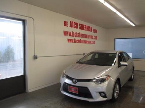 2014 Toyota Corolla for sale in Binghamton NY