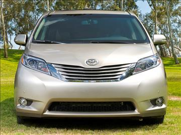 Toyota Sienna For Sale  Carsforsalecom