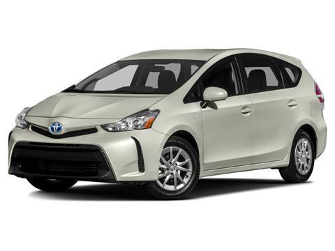 2017 Toyota Prius v for sale in Binghamton NY