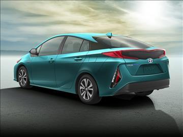 2017 Toyota Prius Prime for sale in Binghamton, NY
